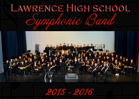 LHS Bands /Year Book