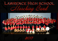 LHS Marching Band 2017