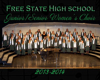 Junior-Senior Women's Choir