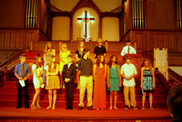 Plymouth Congregational Confirmation 2012